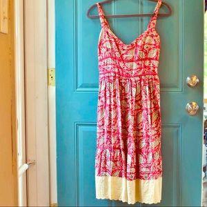 Vintage Inspired Sun Dress